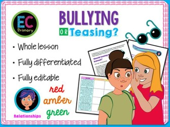 Bullying and Teasing