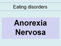 psychological explanations of anorexia nervosa essay Biological explanations for anorexia nervosa  a suitable conclusion for an essay on explanations of eating disorders psychological factors and eating behaviour.