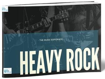 1970s-80s Music-Heavy Rock-FULL LESSON