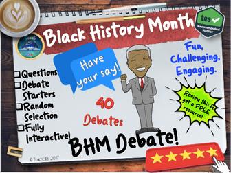 Black History Month: Black History Month Generator