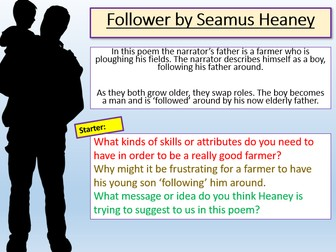 Love and Relationships - Follower