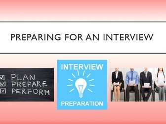Interview Preparation Assembly
