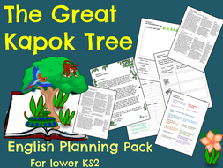The Great Kapok Tree Planning (Rainforest)