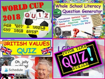 Tutor Time : Tutor Time Quizzes