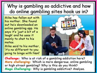 Online Gambling / Gaming