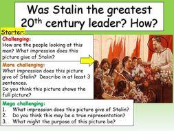 Stalin - Leadership