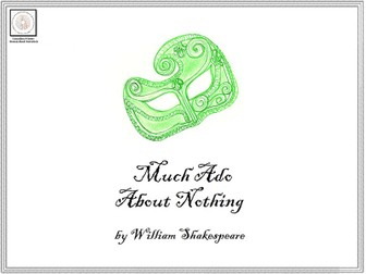 Methinks I'll Read Shakespeare: Much Ado About Nothing