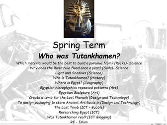 Who was Tutankhamen?
