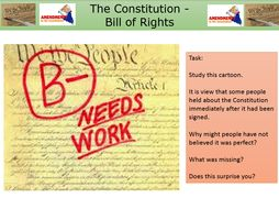 bill of rights us constitution a level government politics by