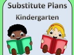 Emergency Substitute Lesson Plans