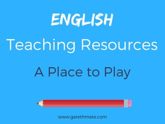 English resources - Playground Project