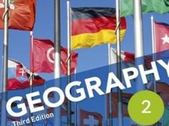 A Level Geography - Migration, Identity and Sovereignty Revision Notes