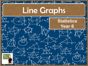 Maths- Line Graphs- Year 6
