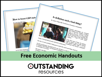 Economics: Long term overview for OCR / IGCSE / A LEVEL course with learning objectives