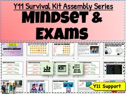 Growth Mindset - Y11 Survival Assembly