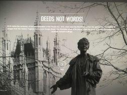 Deeds Not Words! #GoogleExpeditions