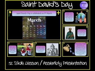 Saint David's Day Presentation