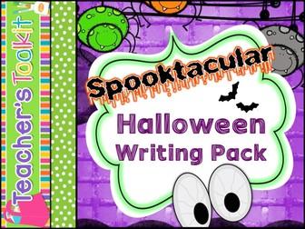 Halloween: Halloween Writing Pack