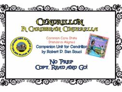 Cendrillon: No Prep Novel Unit