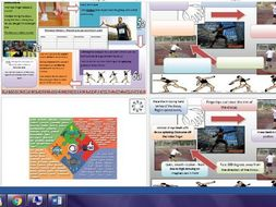 Independent Discus Learning Mat