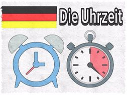 TELL THE TIME IN GERMAN