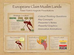 Europeans Claim Muslim Lands Powerpoint & Keynote Presentations