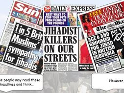 Who is responsible for beliefs about Jihad? KS3 / KS4 Religious Studies