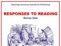 KS3 Responses to Reading Series One Sample Pages