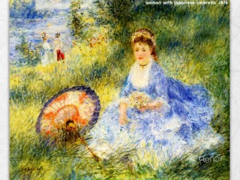 Pierre-Auguste Renoir ~ Impression ~ Art History ~ Art ~ 214 Slides