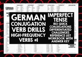GERMAN-VERBS-IMPERFECT-TENSE.zip