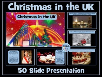 Christmas in the UK