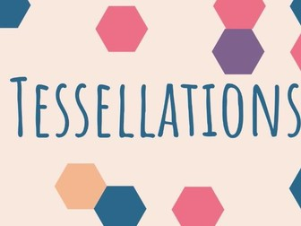 Tessellations Explained: Geometry Video