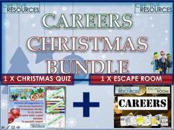 Careers Christmas Quiz Bundle
