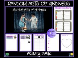 Kindness Activity Pack