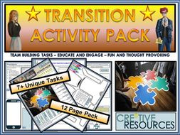 End of Term Transition pack