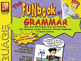 FUNbook of Grammar