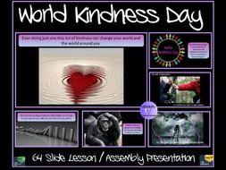 World Kindness Day - Presentation