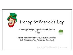 St Patrick's Day Recipe and Lesson Plan