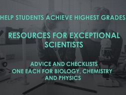 Advice for students wishing to gain the highest grades in physics  exams