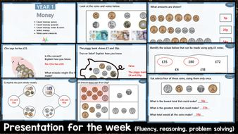 Year-2---PRESENTATION---Measurement--Money---Week-9.pptx