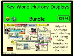 History Display Bundle