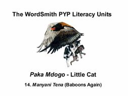The WordSmith PYP Literacy Units (14)
