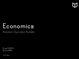 A Level Economics I Complete Revision Collection
