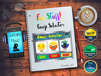 New Year : Emoji Selector-Interactive