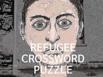 Refugee Crossword Puzzle and Lesson (US)