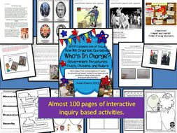 A Complete IB PYP Unit of Inquiry Government Structures, Civics and Citizens