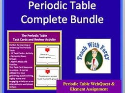 Periodic table complete bundle lesson webquest task card and inquiry project periodic table complete bundle lesson webquest task card and inquiry project urtaz Choice Image