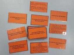 GENDER - AQA Psychology Revision Cards