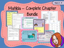 Matilda Lesson Bundle