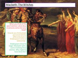 Macbeth Witches